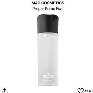 MAC Cosmetics Prep+Prime Fix + Spray